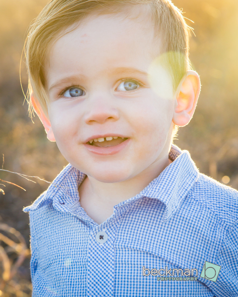 Two-Year-Old Portrait