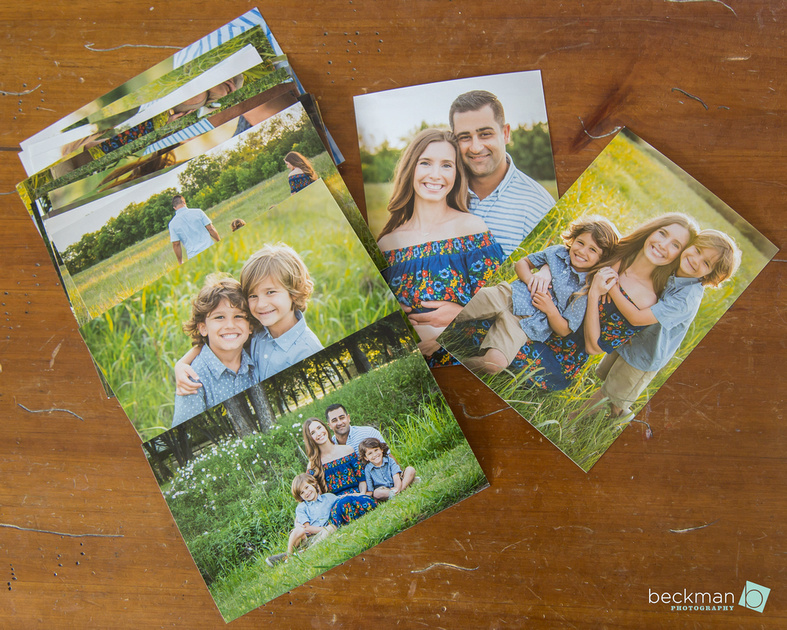 Professional Prints of Spring Family Portraits in Savannah, Texas